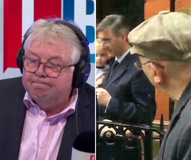Nick Ferrari spoke to Ian Bone