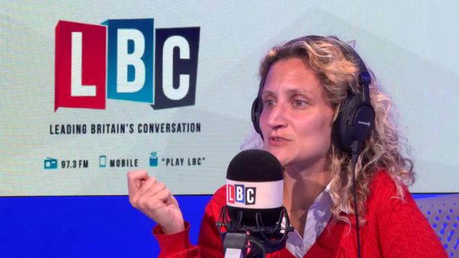 Dr Ellie Cannon on LBC