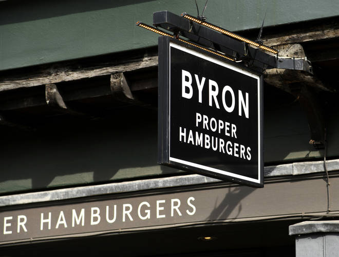 Byron Burger is on the brink of collapse as it seeks a buyer