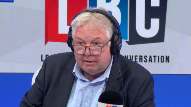 Nick Ferrari: the new Police and Crime Commissioner?