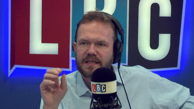 James O'Brien was furious over the government's actions on Universal Credit