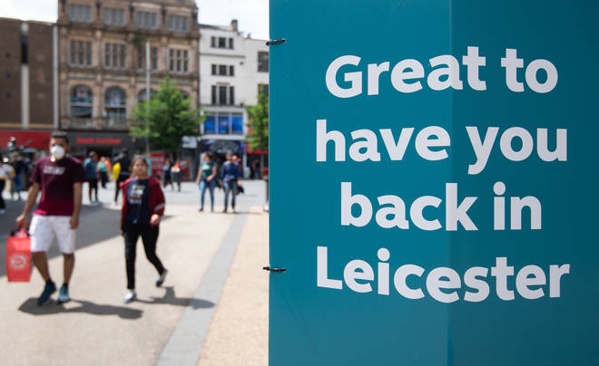 Leicester will go into local lockdown