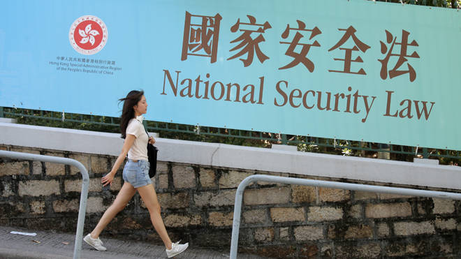 China passed a controversial national security law giving it new powers over Hong Kong