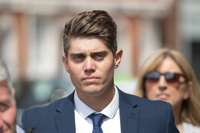 Alex Hepburn has had an appeal to overturn his rape conviction dismissed