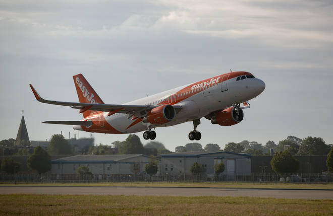 Easyjet announced three hubs could close