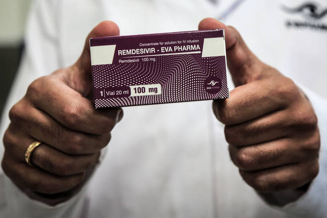 Remdesivir is an anti-viral drug that was developed for use against Ebola