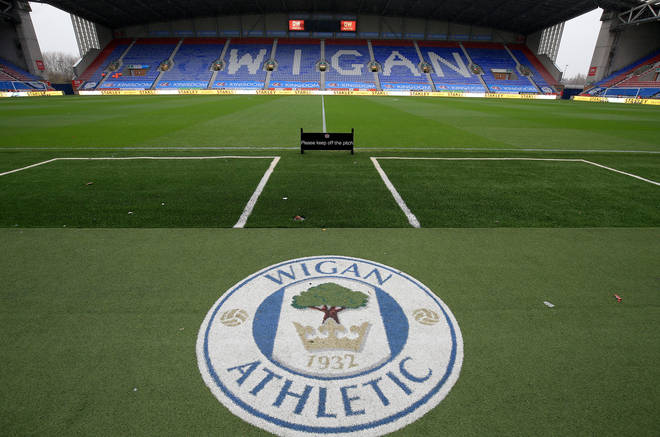 Wigan Athletic football club have fallen into administration