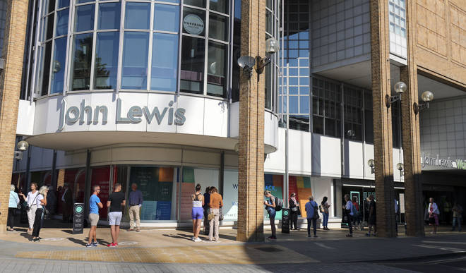 John Lewis has said it is planning to cut jobs