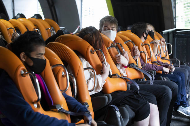 Alton towers will reopen on Saturday 4 July