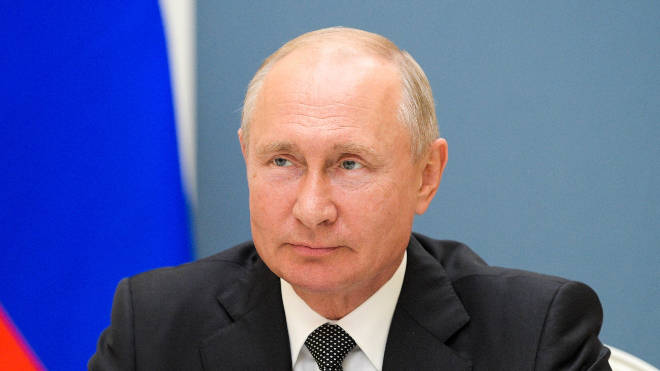 Vladimir Putin could stay in power for another 16 years