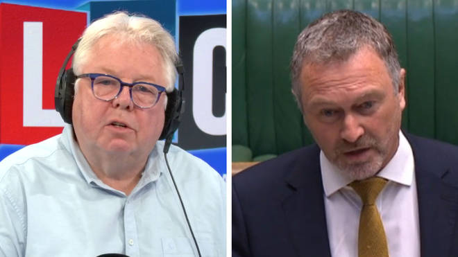 Steve Reed MP spoke to Nick Ferrari about the local outbreaks