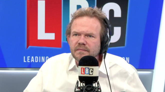 James O'Brien thinks the government want to blame us for a second spike