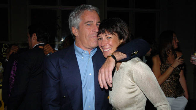 Ghislaine Maxwell has been arrested by the FBI