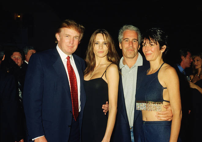 Epstein and Maxwell were friends with some of the most powerful people in the Western world