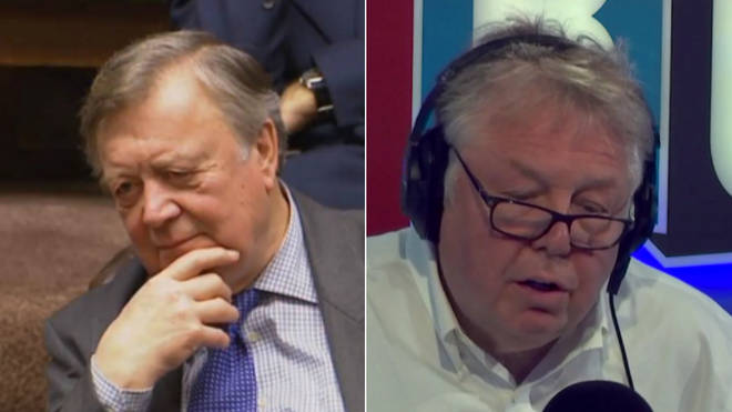 Ken Clarke was very dismissing about a No Deal Brexit