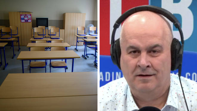 Iain Dale questioned how safe the government's school plan would really be