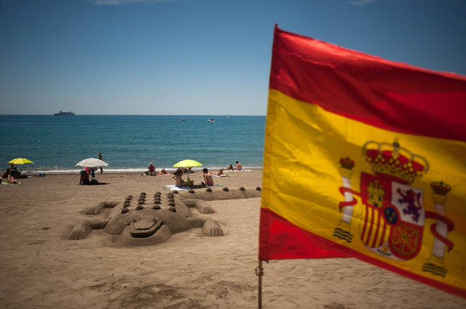 The possibility of Spanish holidays has become greater following the announcement