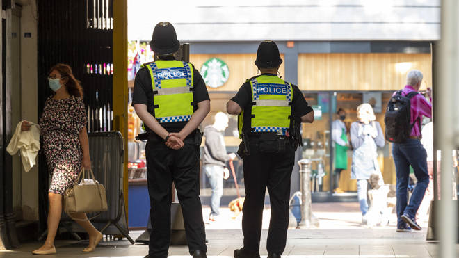Extra officers will be on patrol across the country at the weekend