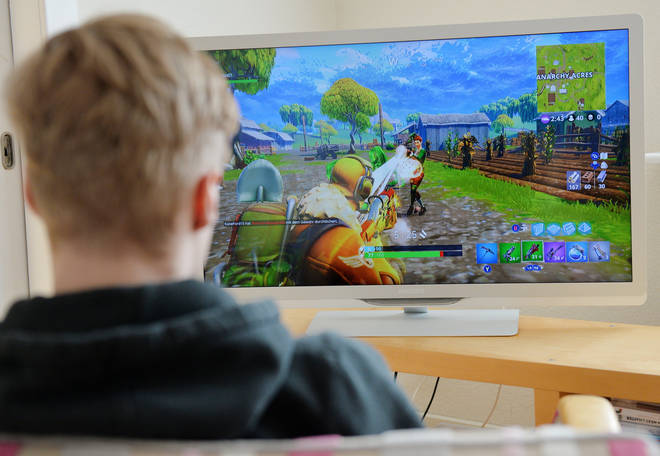 Fortnite is an addictive online video game