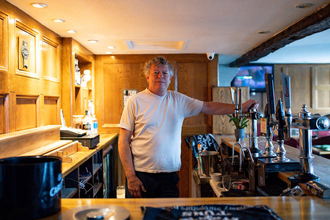 Pubs could also resume indoor service in Wales