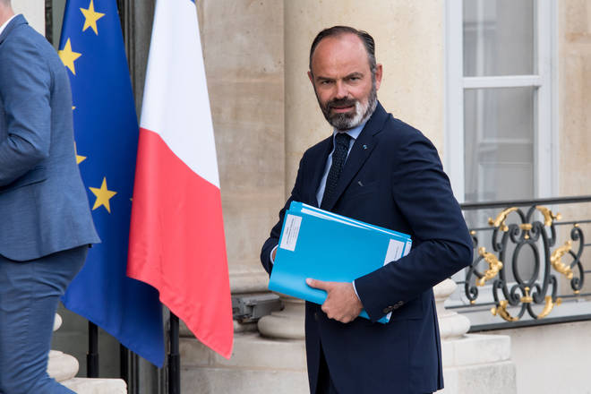 The French prime minister has resigned