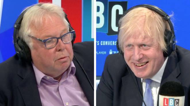 Boris Johnson refused to comment on his father breaking the lockdown guidelines