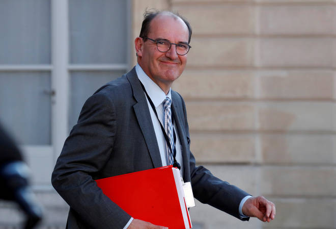 Jean Castex has been named as the new Prime Minister