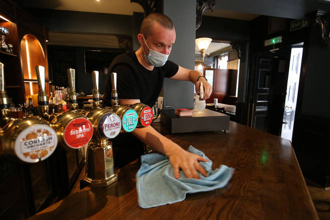 Pubs can open their doors again from 4 July