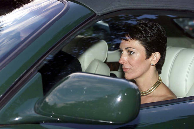 Ghislaine Maxwell was taken into custody by the FBI this week