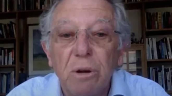 Sir David King warned of 27,000 further deaths