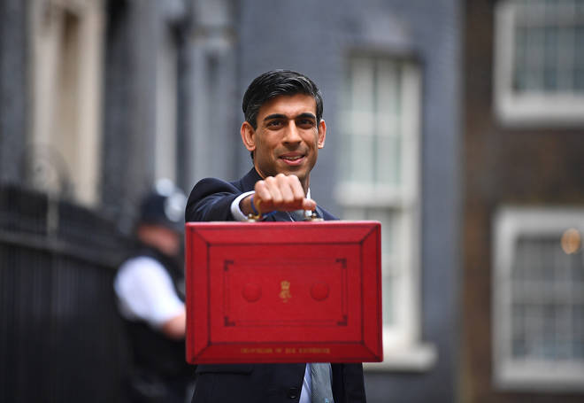 Chancellor Rishi Sunak announced a £1.57bn package to support the arts