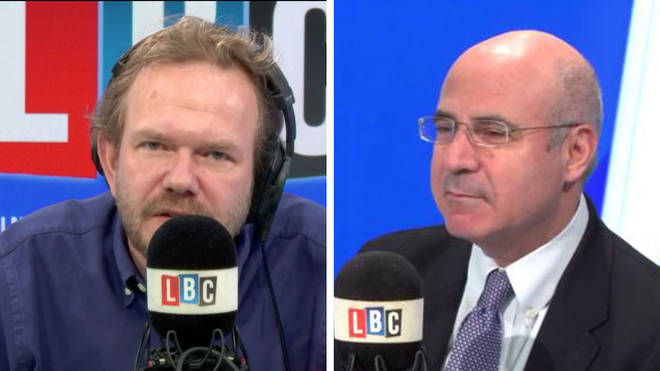 James O'Brien spoke to Bill Browder about the implementation of the Magnitsky Act