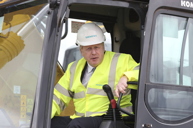 "Boris Johnson told people not to ""stuff this up"""