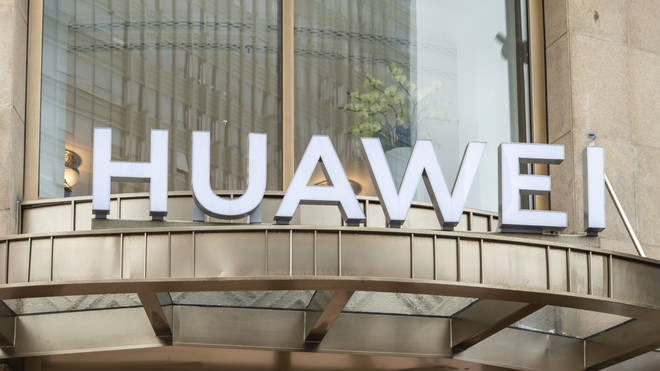 China has been accused of targeting British political figures to back Huawei