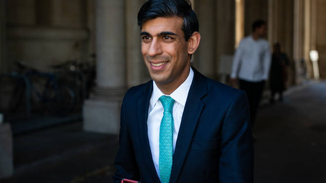 Rishi Sunak is to announce a £3bn green recovery package