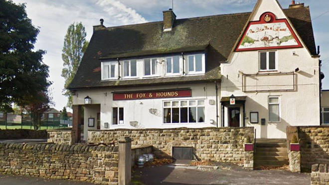 The Fox and Hounds in Batley, Yorkshire was among the pubs to close