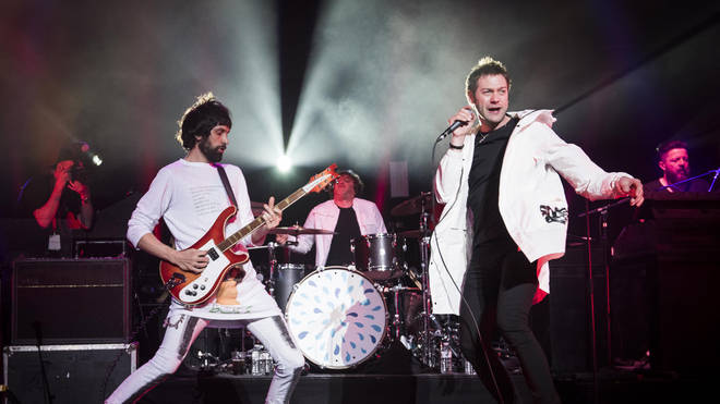 It is not clear if Kasabian will replace their frontman