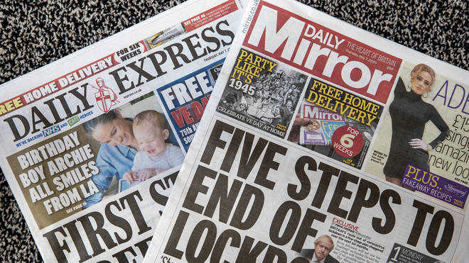 Reach, the owner of the Mirror and Express, will be cutting 12 per cent of its workforce