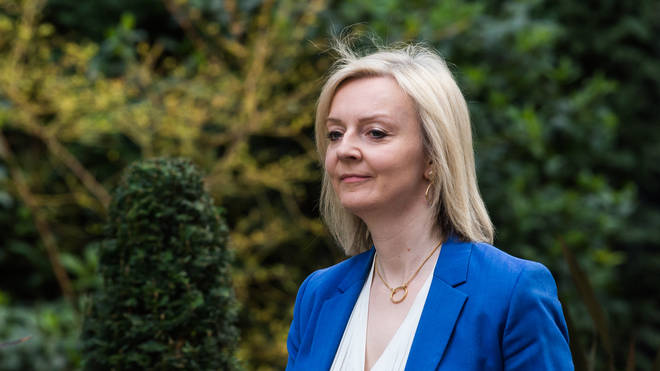 Liz Truss said the UK could once again issue new licences to export arms to Saudi Arabia