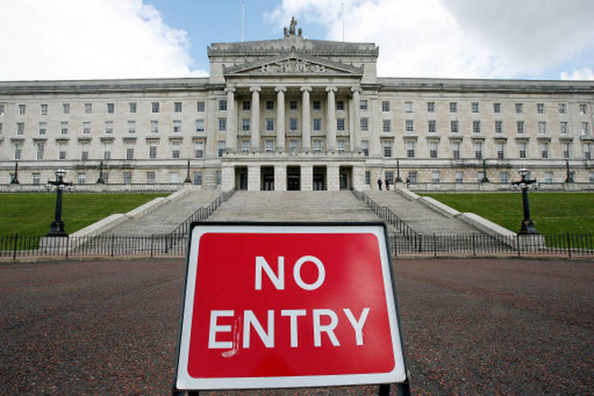 There has been no government in Stormont since January 2017