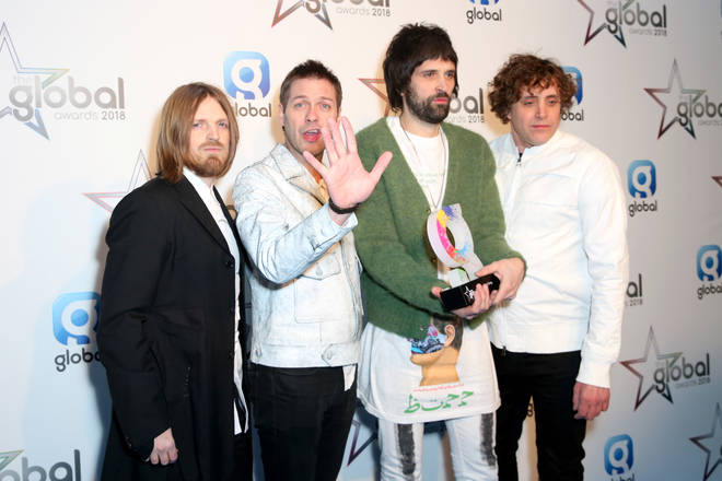 The band have condemned Meighan