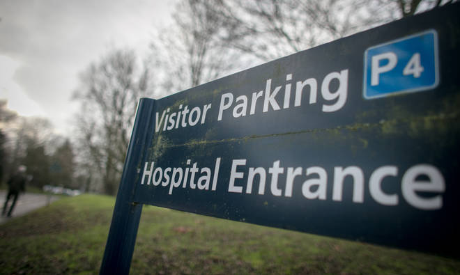 Hospital parking will no longer for free for all NHS workers