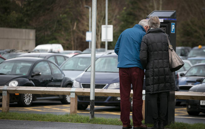 "Free parking will continue only for ""key patient groups and NHS staff in certain circumstances"""