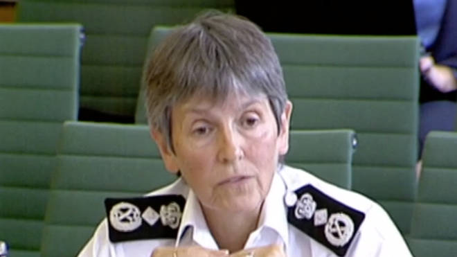 Commissioner Cressida Dick confirmed the Met have apologised to Bianca Williams