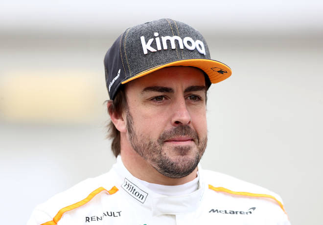 File photo: The Spaniard will return to Renault, where he won two world championships, in 2021