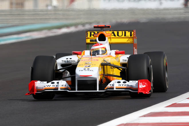 Fernando Alonso last drove for Renault in 2009