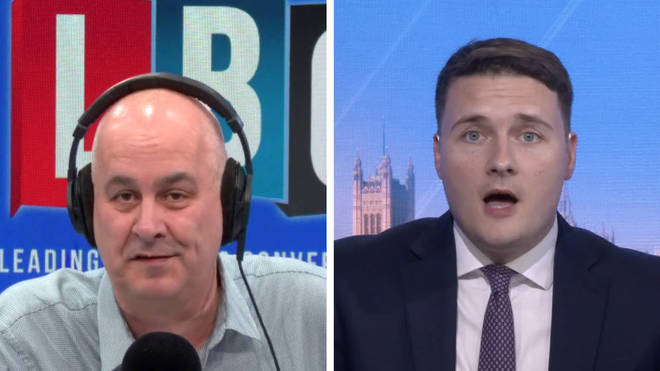 """""""I think what the Chancellor announced today didn&squot;t go far enough,"""" Wes Streeting told Iain Dale"""