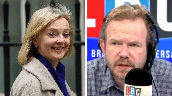 James O'Brien heard about Liz Truss's bombshell letter to Michael Gove