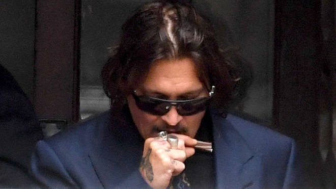 "Mr Depp is suing NGN, which publishes The Sun newspaper, over an April 2018 article which labelled him a ""wife-beater"""