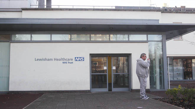 Lewisham and Greenwich NHS Trust has reinstated charges